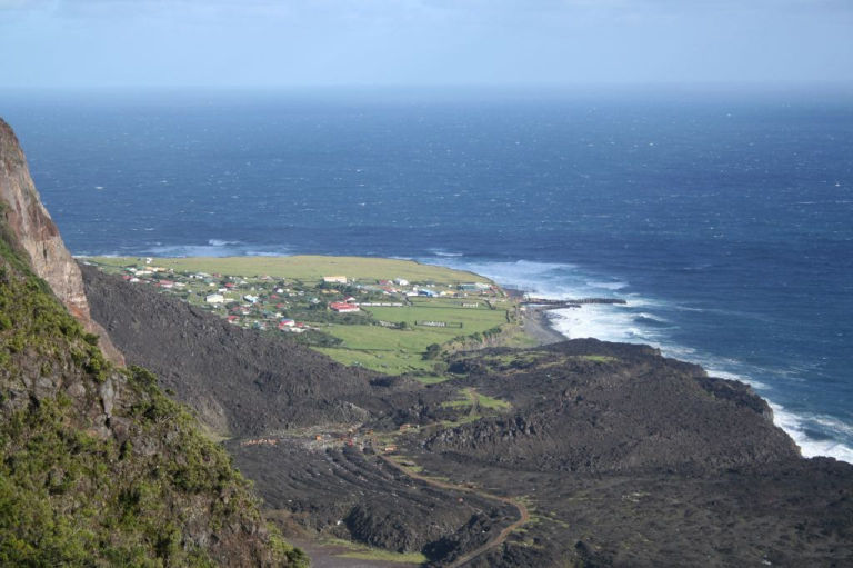 Tristan da Cunha, South Atlantic Ocean