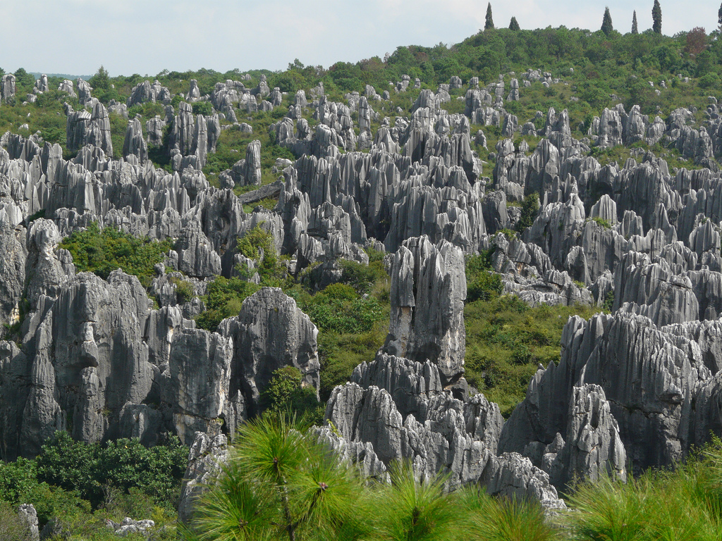 Kunmings Stone Forest China