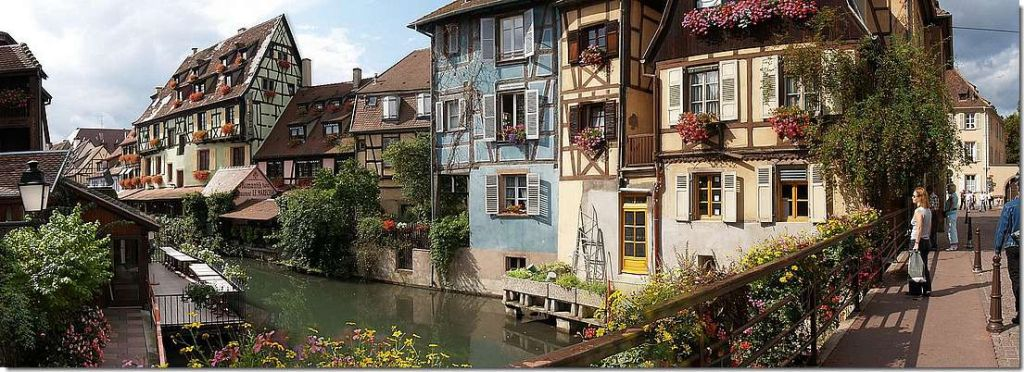 Colmar is considered to one of the most breathtaking towns in entire Europe.