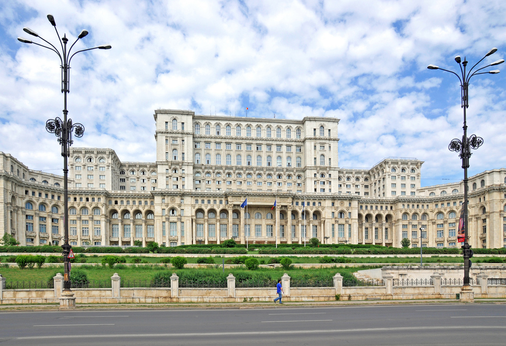 The Palace is the world's largest civilian building