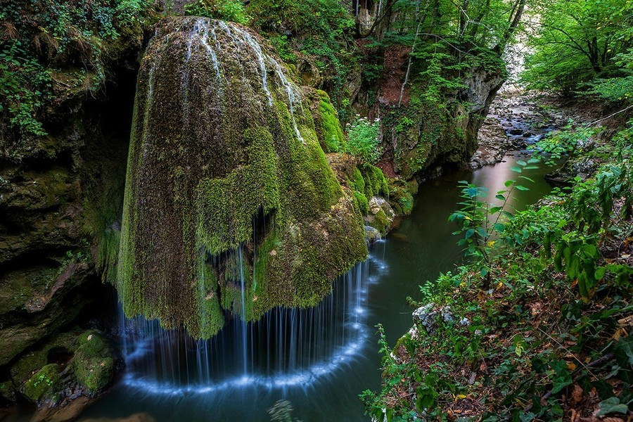Waterfall Romania