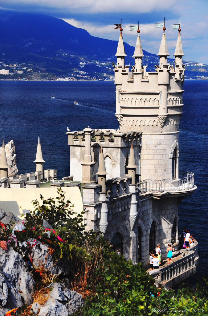 Crimea Swallow's Nest