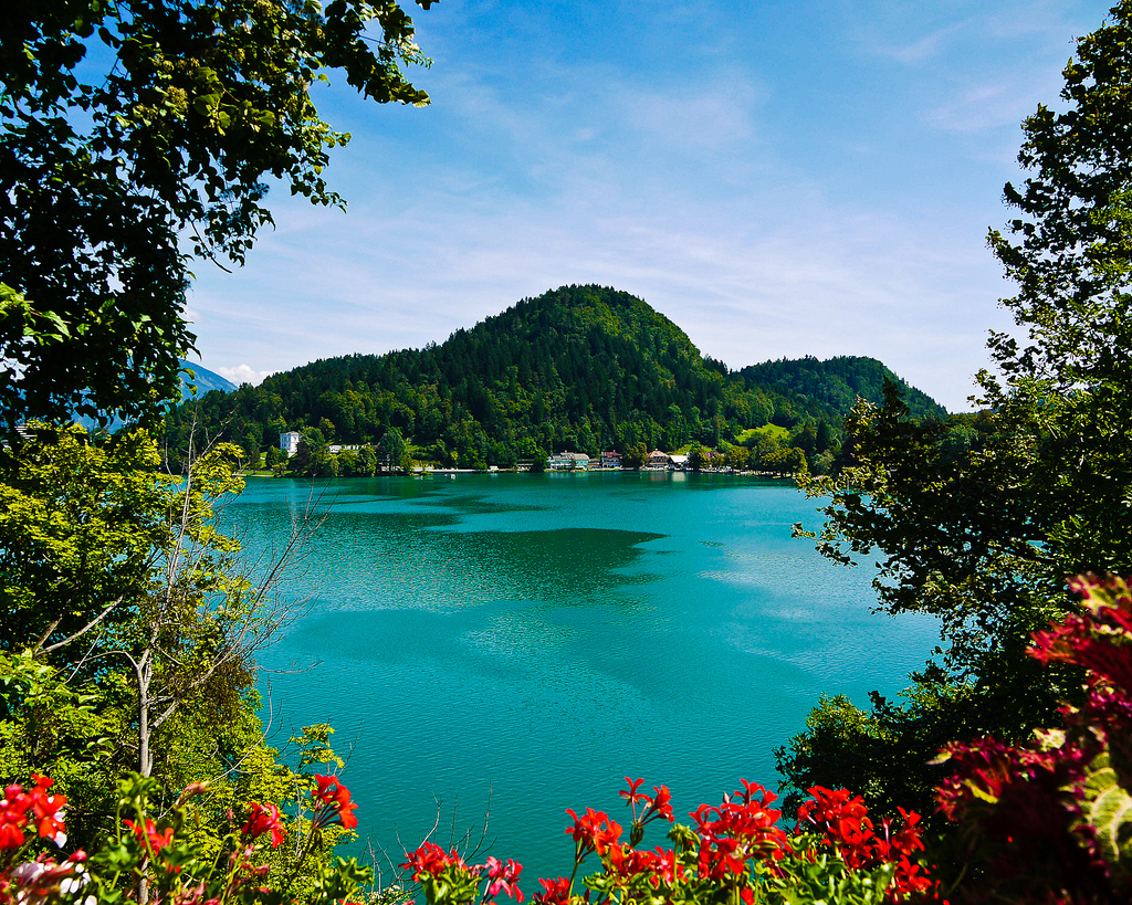 Bled Lake is a one of the biggest tourist attractions in Slovenia