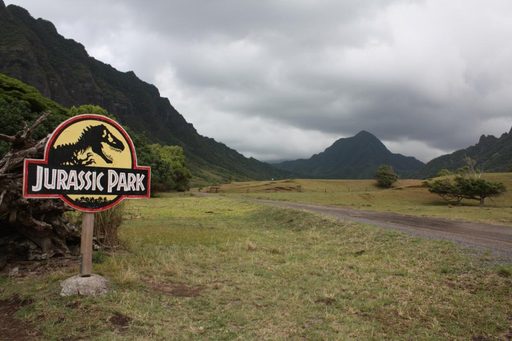 Jurassic Park, Kualoa Ranch, Hawaii