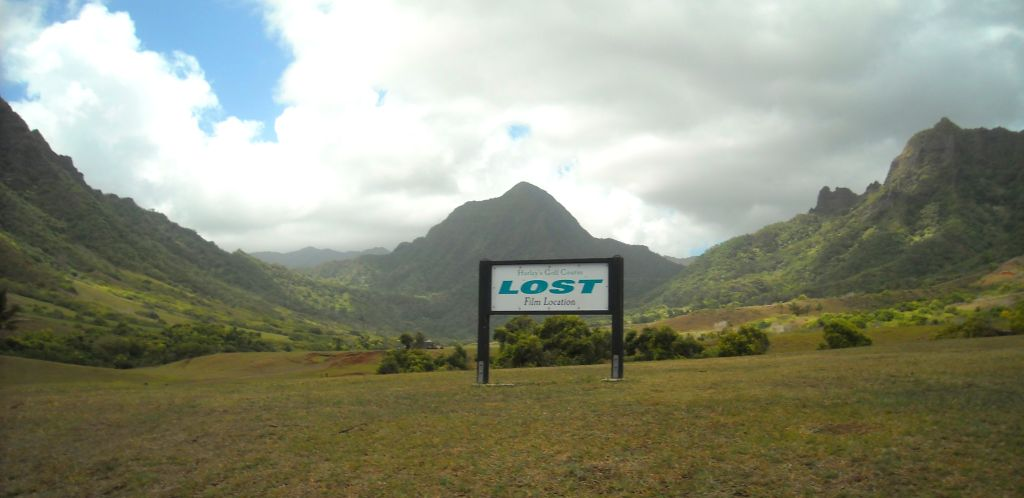 Ka'a'awa Valley, Hawaii, Lost Filming Location