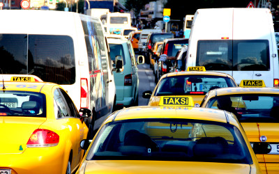 Taxis in Turkey