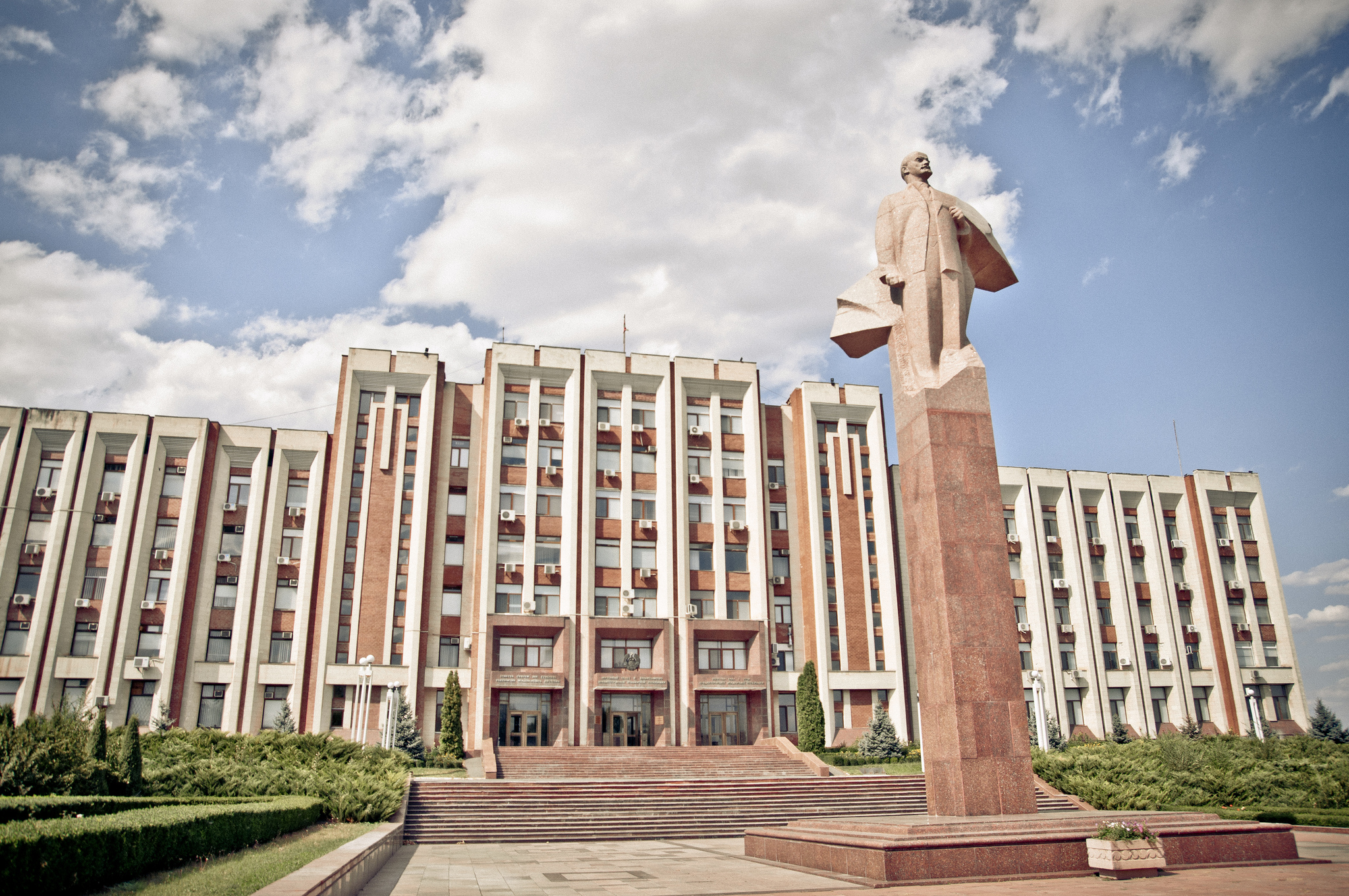 Tiraspol is the largest city in Transnistria