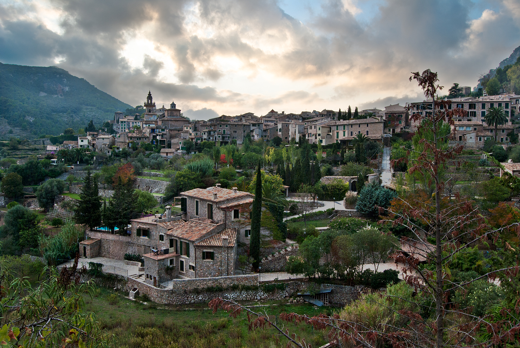 Valldemossa is one of the most authentic mountain villages in Mallorca