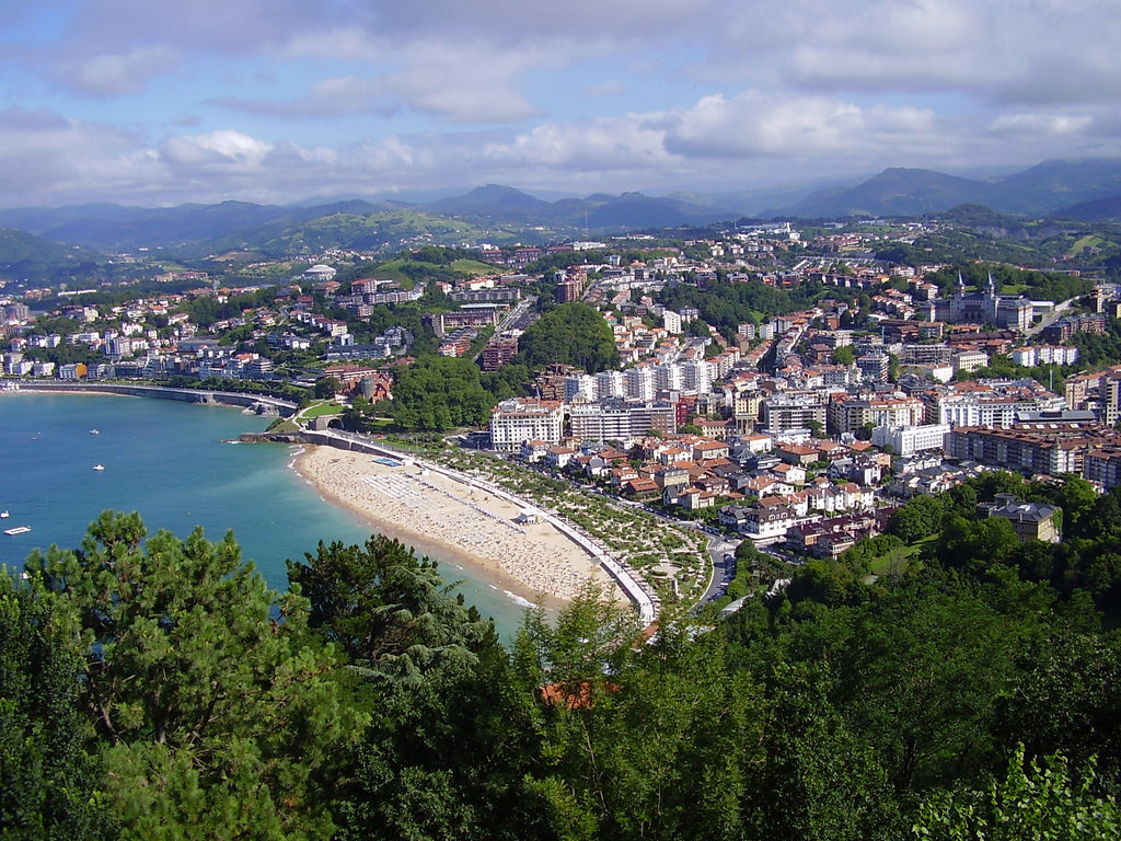 San Sebastian is the foodie capital of Europe.